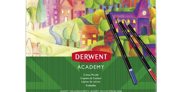 derwen academy színesceruza