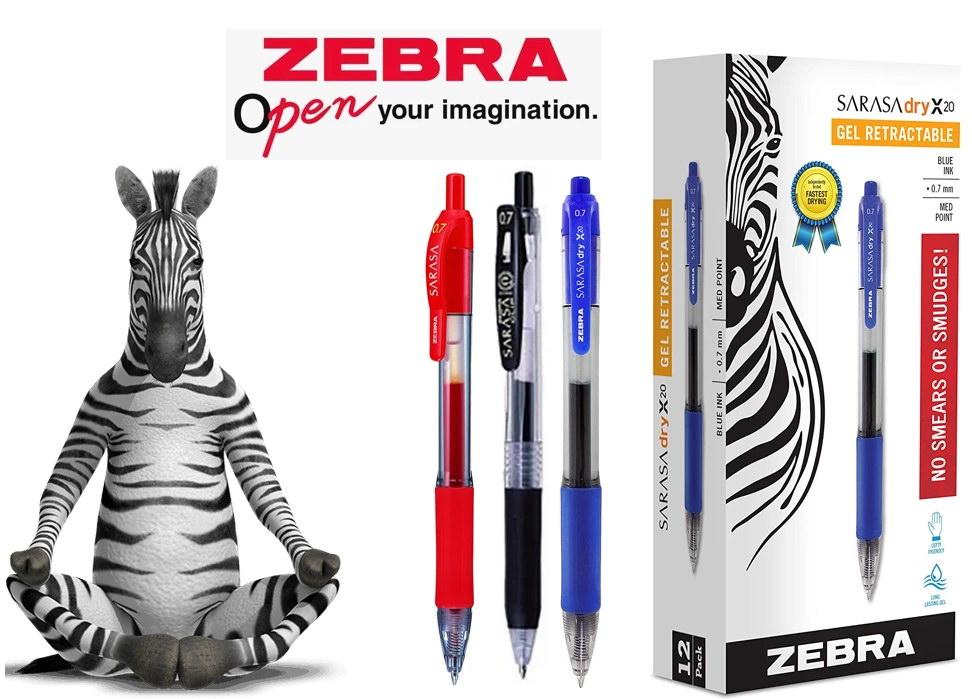 Zebra tollak